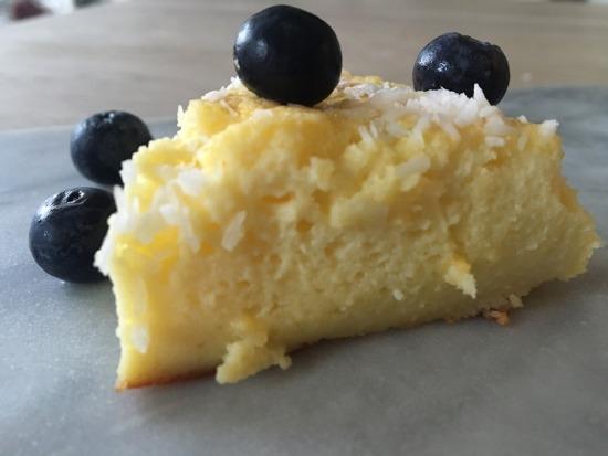 Verdens nemmeste glutenfri cheesecake - af TRE ingredienser