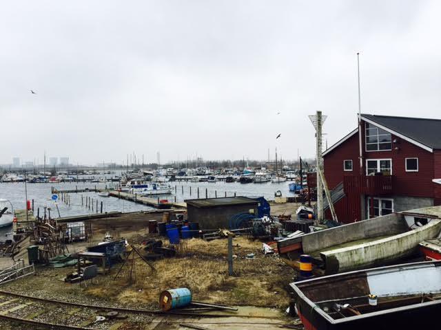 Sydhavnen i billeder: Den gamle del