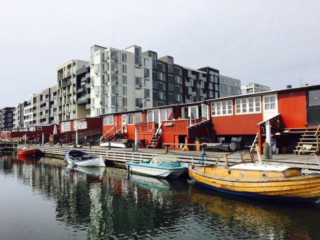 Sydhavnen i billeder: Den nye del