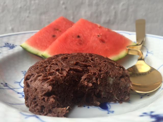 chokoladekagetominutter