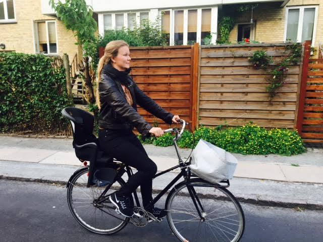 Cykelhjelmshelvedet er ovre - se min nye smarte cykelhjem :-)