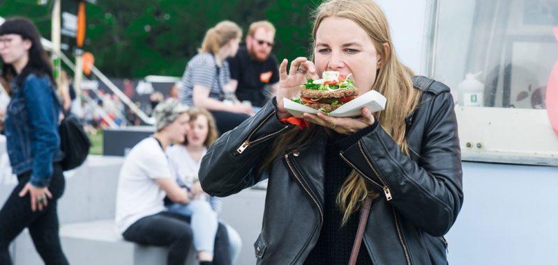 Er det fedt at leve fedt som glutenallergiker på festival?