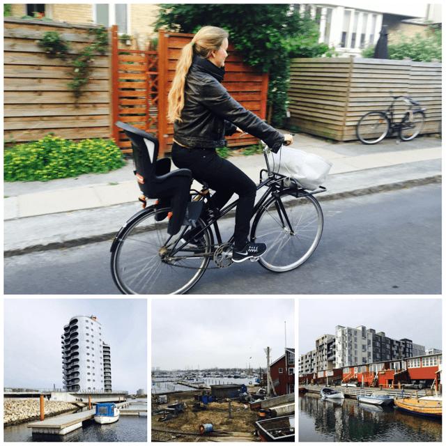 Explore Sydhavnen - Vil du med mig på cykeltur i morgen i mit hood? :-)