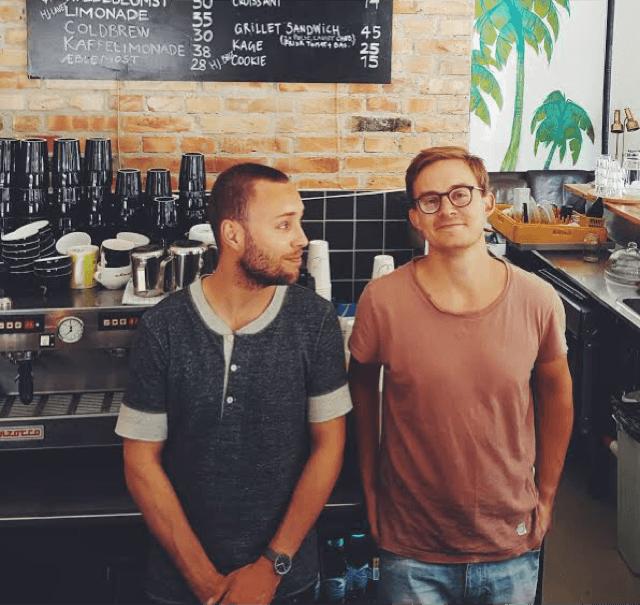 Mød to Sydhavnere - Rasmus og Michael fra HULA