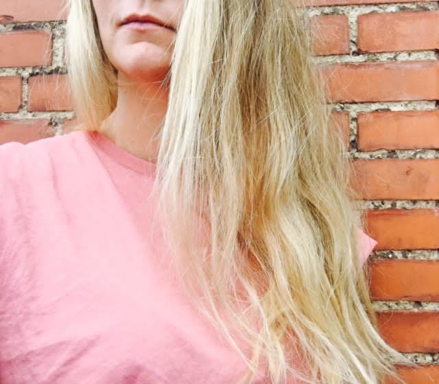 SOS til tørt og ødelagt sommergarn - nem, hjemmelavet (skidegod!) hårkur!
