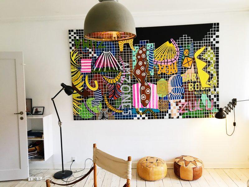 Min fars kunst - Sydhavnsmor.dk