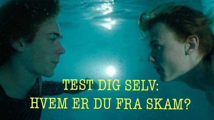 TEST: HVEM ER DU FRA SKAM? - SYDHAVNSMOR.DK