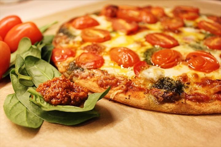 Pimpet glutenfri pizza på ingen tid - Sydhavnsmor.dk