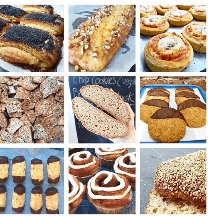 Københavns vildeste (glutenfri) bageri - Sydhavnsmor.dk