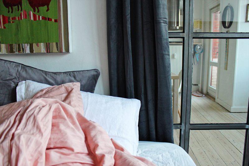 Se før - og efterbilleder af mit soveværelse, og vind 2000 kroner til Ellos.dk - Sydhavnsmor.dk