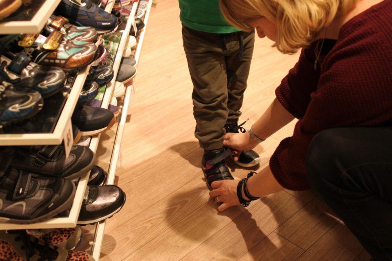 845bc61b9032 Den VILDESTE gave + Vind 1000 kroner til køb af sko (Billi Bi ...