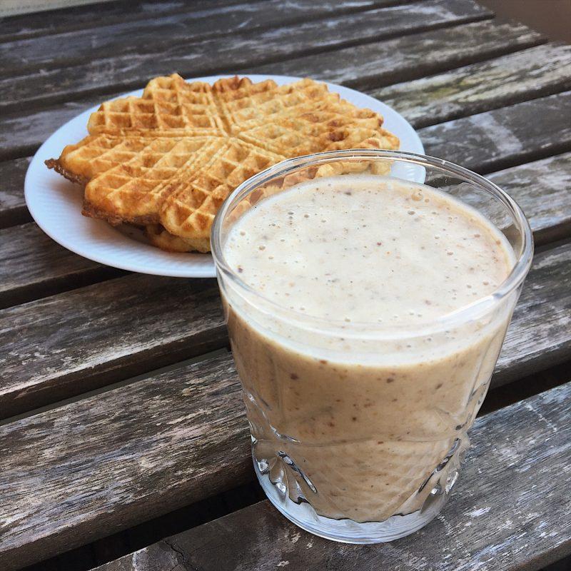 Knogle booster smoothie (vegansk) - Sydhavnsmor.dk