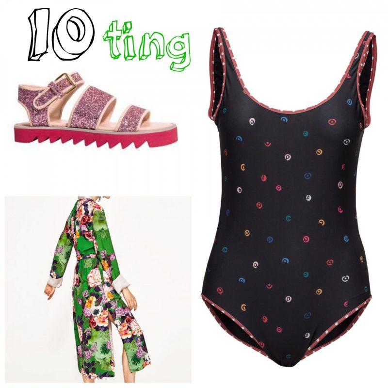 10 ting jeg ønsker mig til sommer - Sydhavnsmor.dk