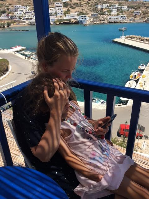 Når min fem-årige rejser på ferie til Grækenland uden forældre - Sydhavnsmor.dk