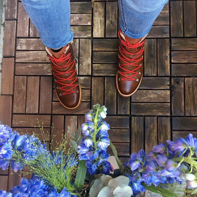 Se mine nye støvler + vind et gavekort på 1000 kr til Paw Sko