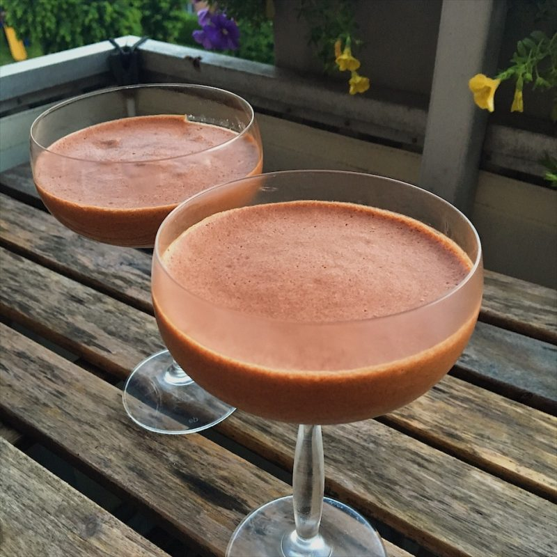 Vegansk chokolademousse af 4 ingredienser - Sydhavnsmor.dk