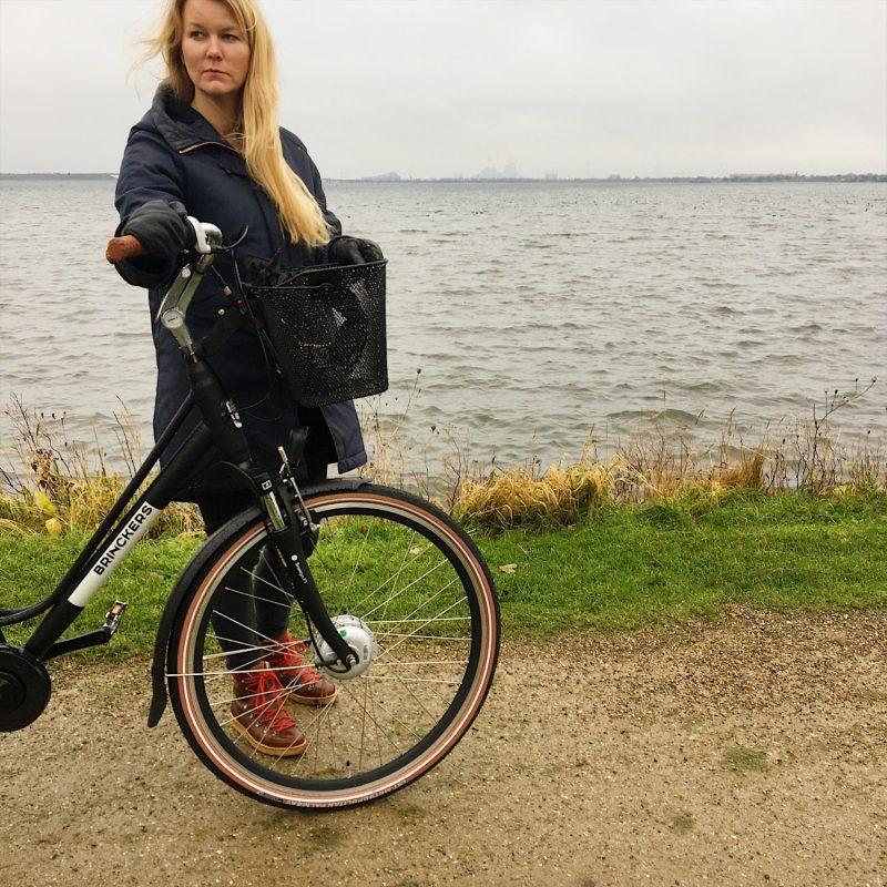 Se min seje cykel, som gør at vi ikke behøver bil - Sydhavnsmor.dk