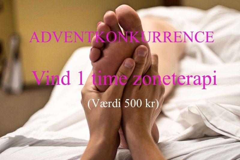 3. advent: Vind en time zoneterapi (værdi 500 kr) - Sydhavnsmor.dk