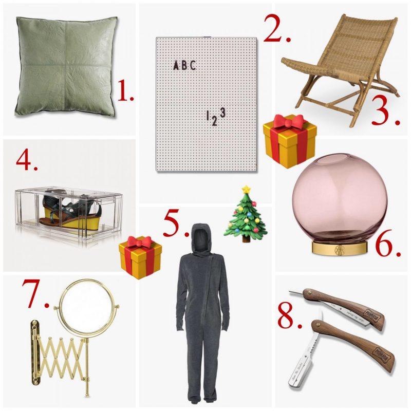20 ting jeg ønsker mig til jul - Sydhavnsmor.dk
