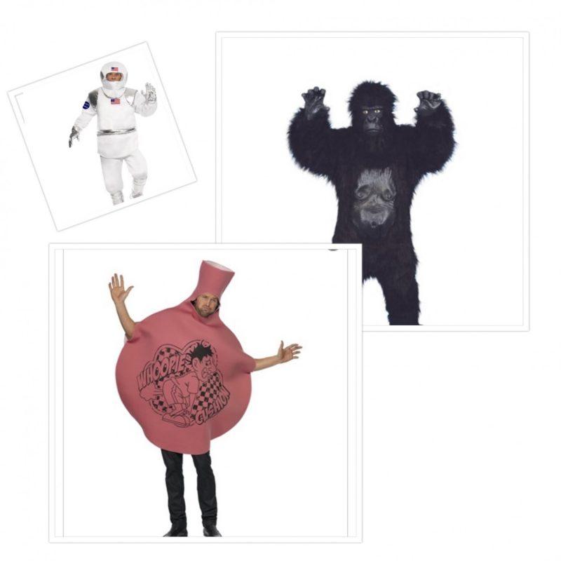 3 andre kostumer jeg godt ku'!