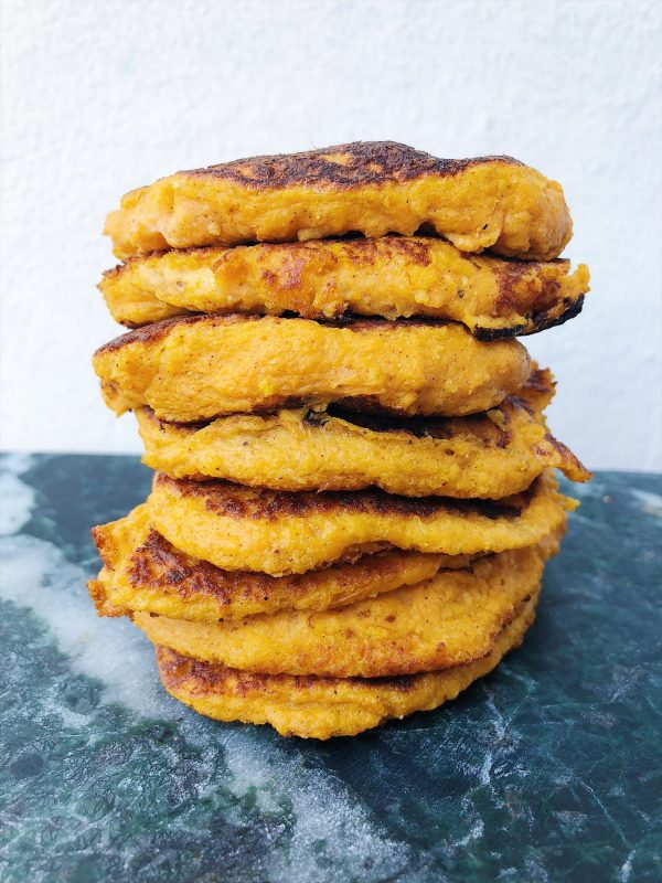 Slankepandekager du kan spise som et fuldt sundt måltid (mel- og sukkerfrie)