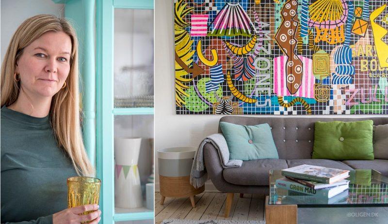 Kom indenfor i mit hjem - en boligreportage fra Sydhavnshytten