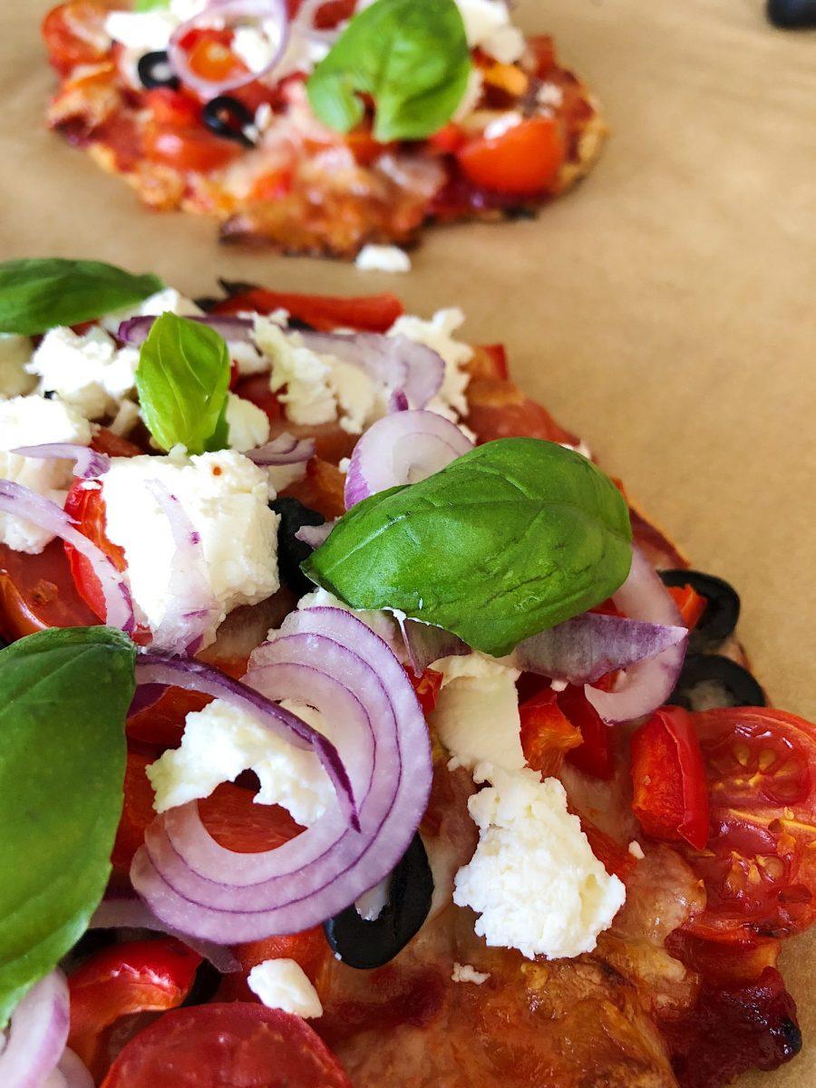 Glutenfri Sense-pizza