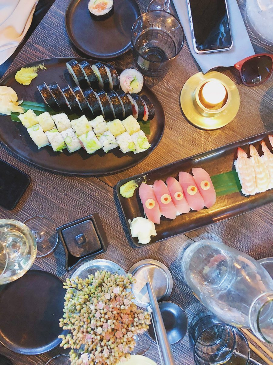 Letz Sushi Tivoli