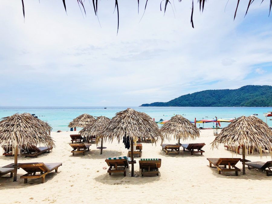 Perhentian Island Long Beach