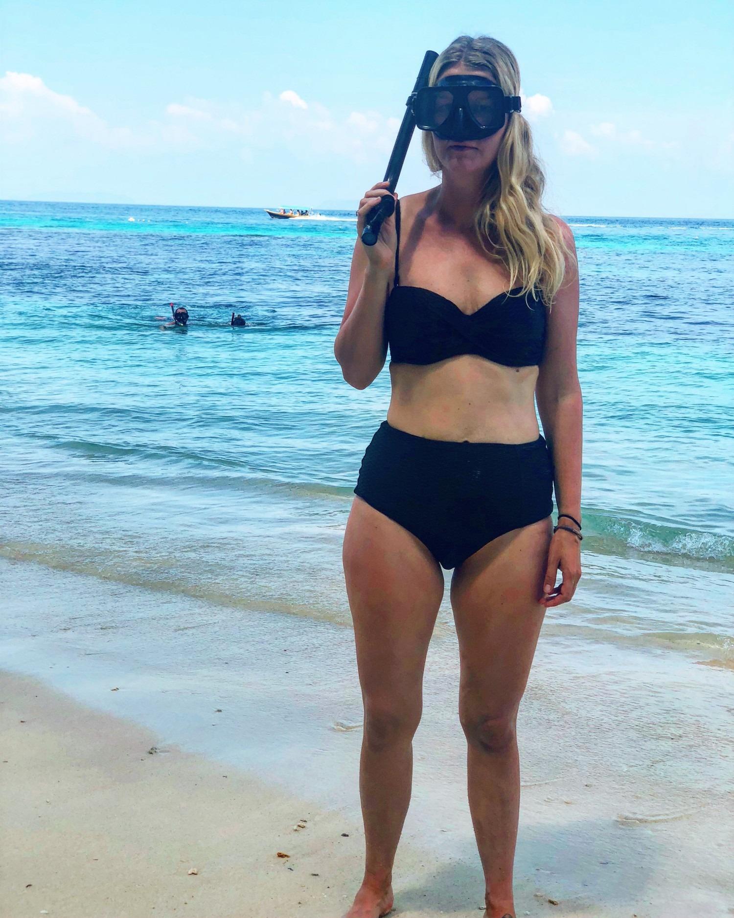 3 ugers ferie - kunne jeg holde vægten?