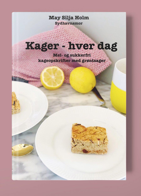 """Min kagebog, """"Kager - hver dag"""", er færdig og kan købes nu!"""