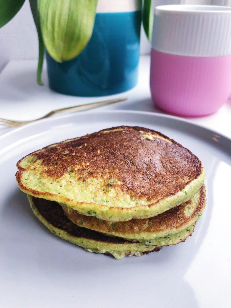 Søde squashpandekager du kan spise hver dag (glutenfri)