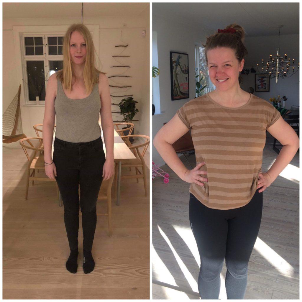 Følg Sofie og Tildes kostforløb og vægttabsrejse