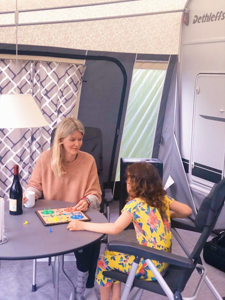 Campingferie i Danmark - bedre end at rejse?