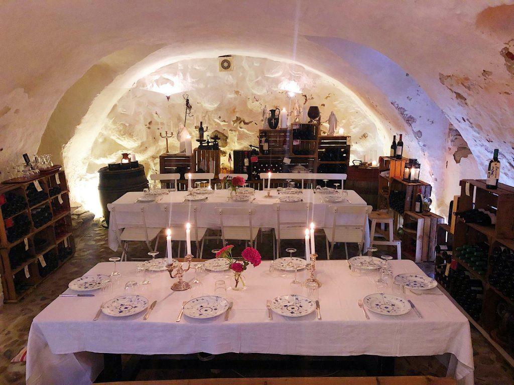 Klosterkælderen Mariager