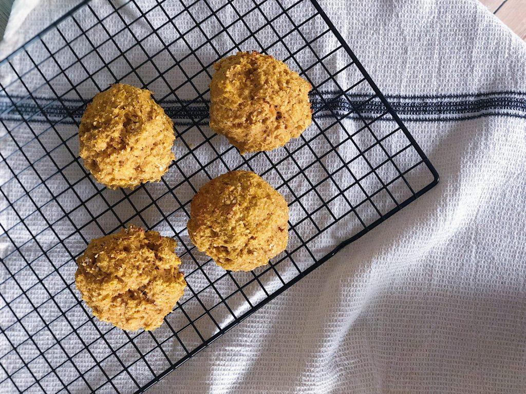 Glutenfri søde kartoffel boller