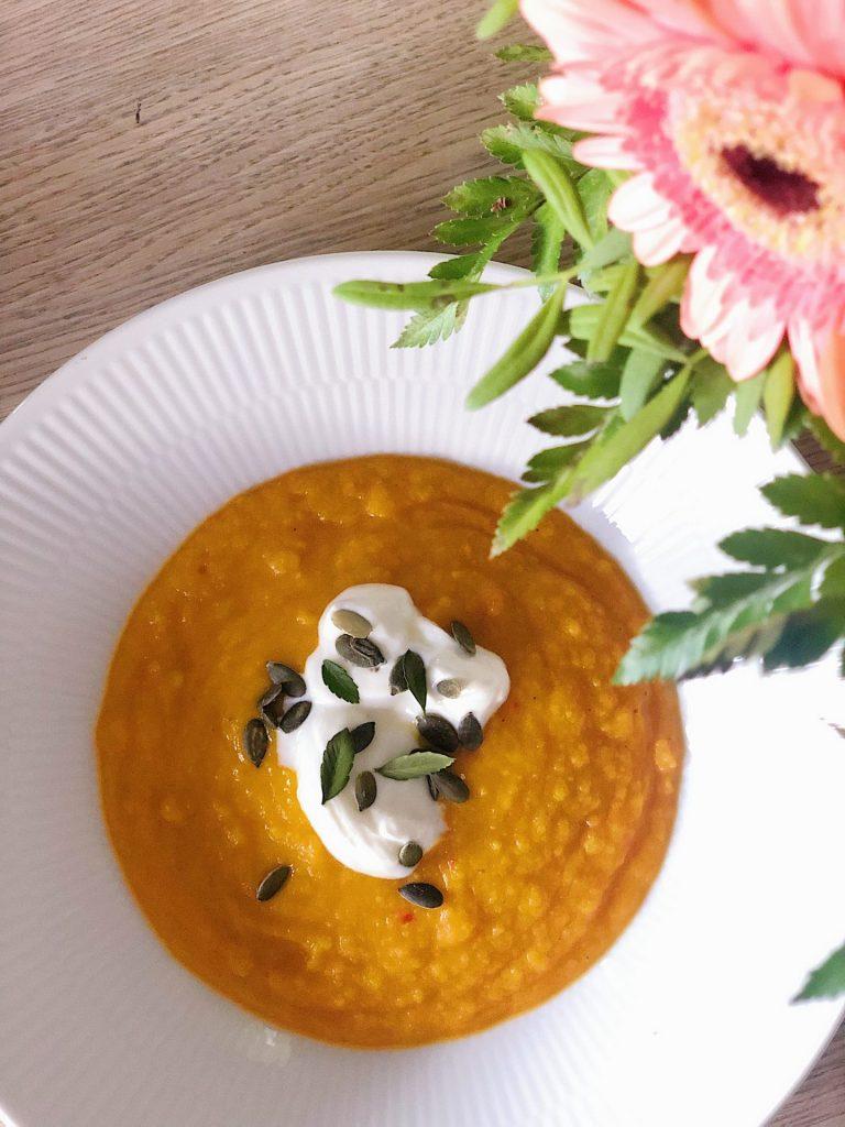 Hokkaidosuppe - den bedste græskarsuppe