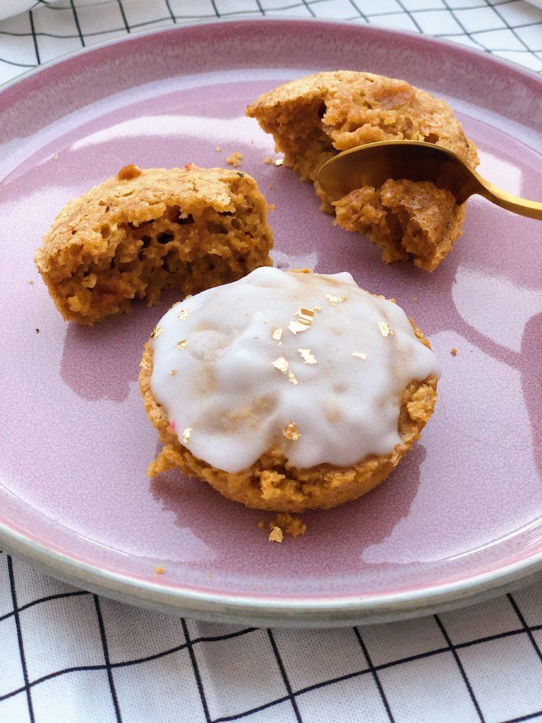 glutenfri karamelmuffins