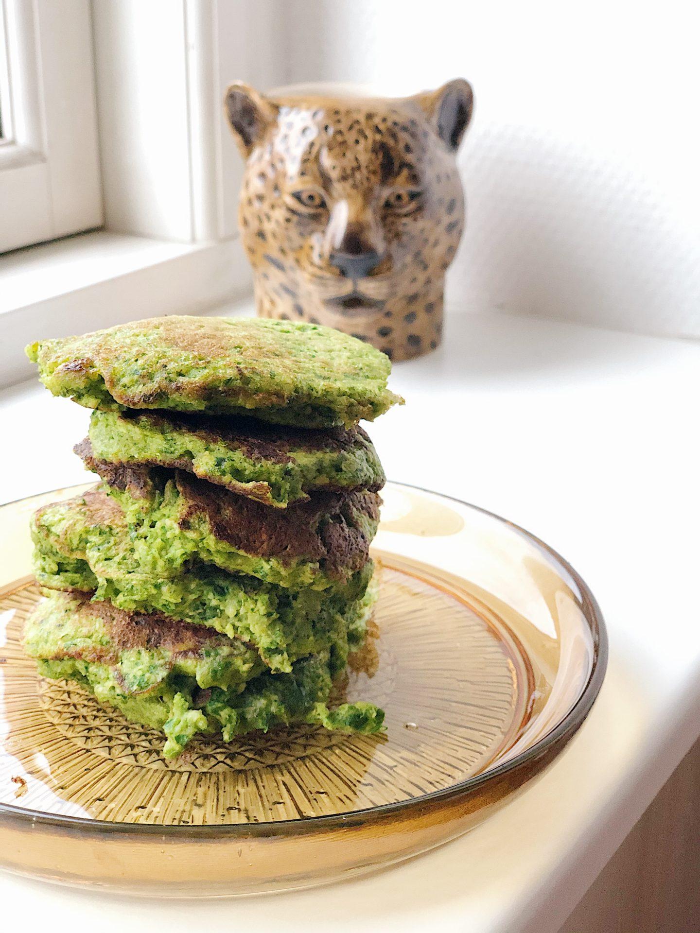 grønkålspandekager