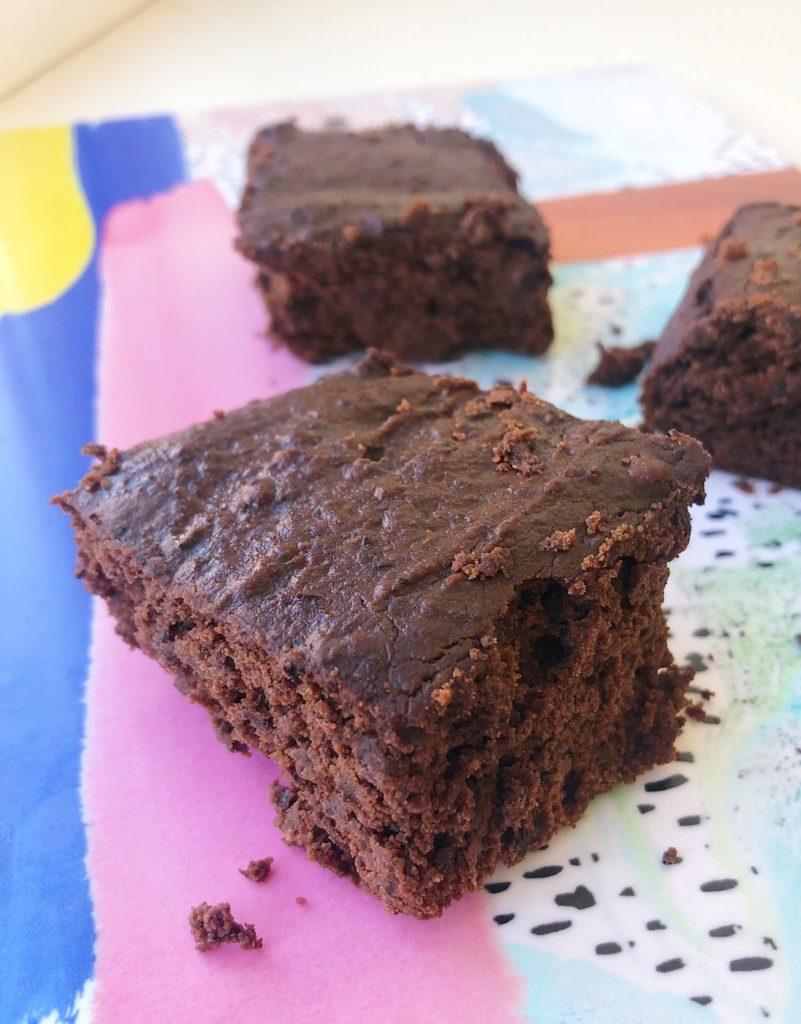 glutenfri bønne brownie