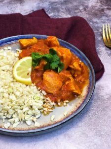 indisk curry chicken