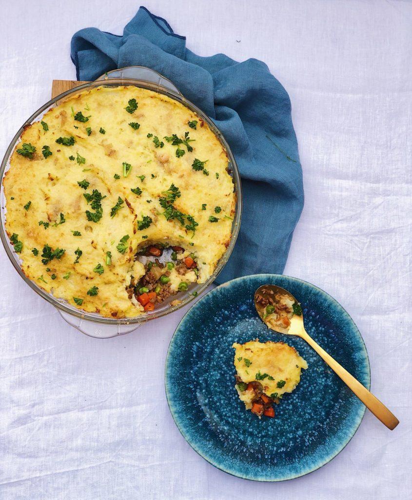Shepherd's Pie - kalorielet udgave