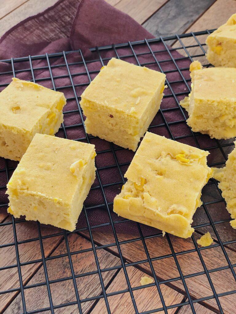 cornbread - glutenfri majsbrød