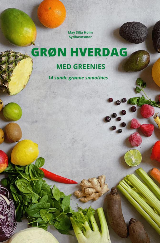 E-bog med smoothie med grøntsager opskrifter
